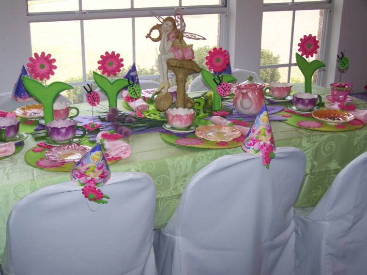 Fairy Party Decoration Ideas - Elitflat